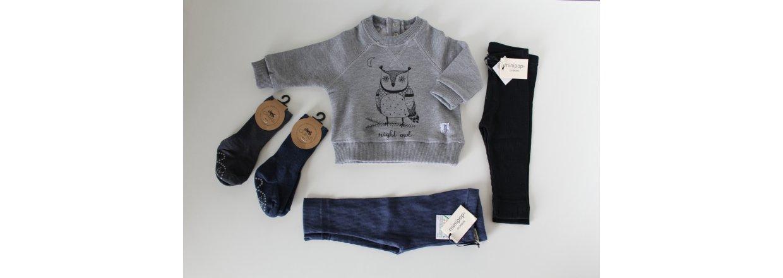 Unisex børnetøj