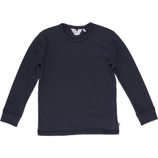 Müsli langærmet trøje Cozy - Navy