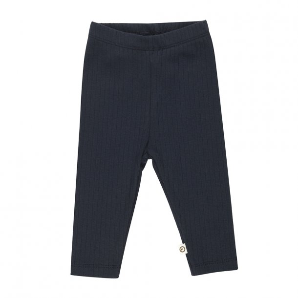 Müsli leggings Cozy navy (3-7 år)