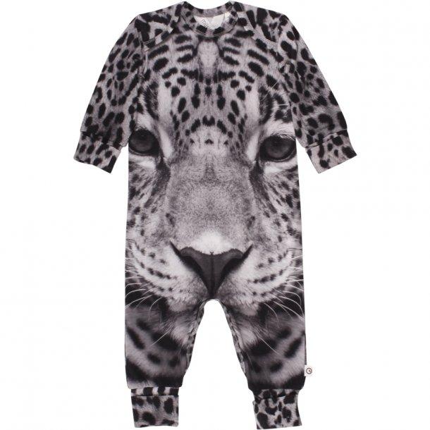 Müsli heldragt - spicy leopard - gråmeleret