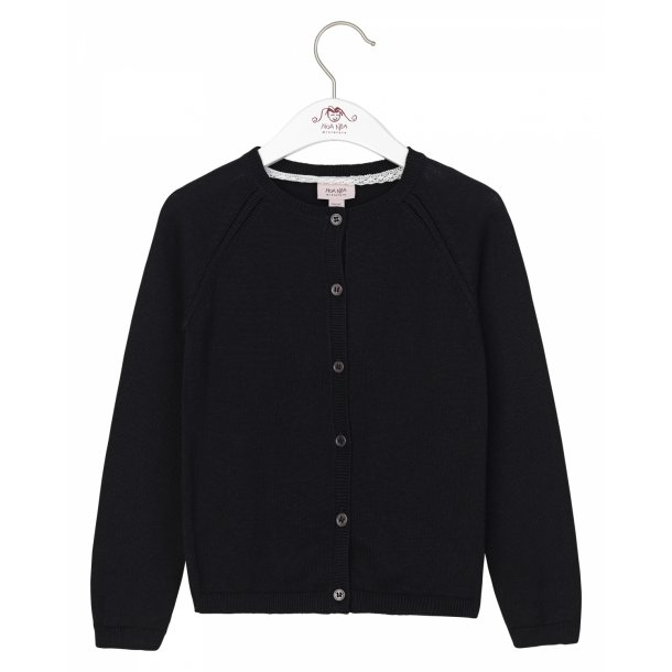 Noa Noa Miniature Cardigan sort
