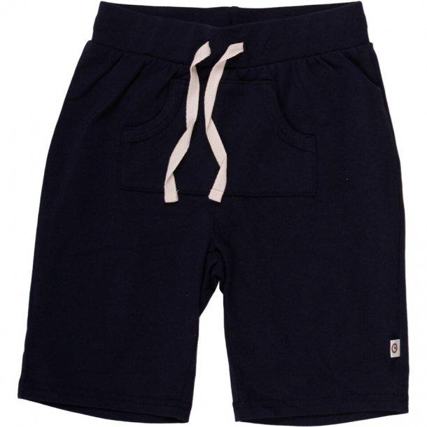 Cozy me shorts - mørkeblå/navy - Müsli