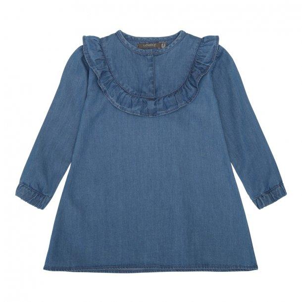 Demin kjole (økologisk) - LOUDLY