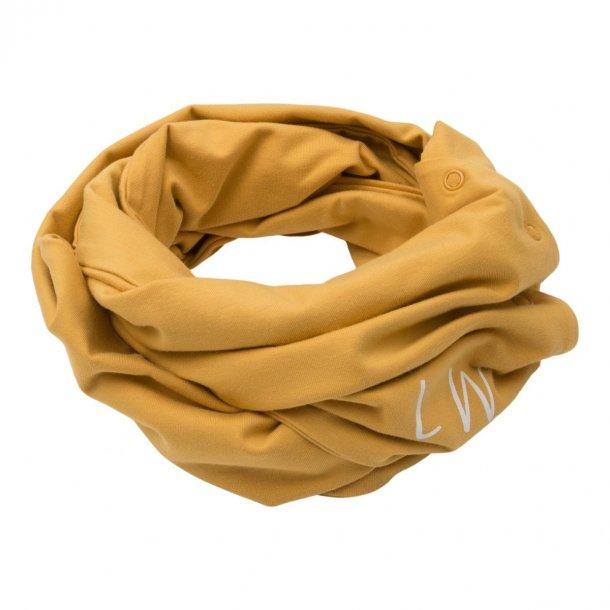 Karry gult tubetørklæde - Little Wonders