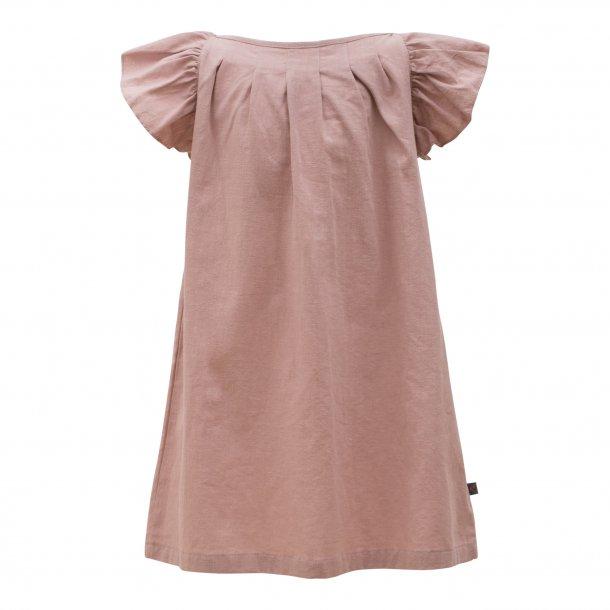Støvet rosa sommerkjole - Angelica - Little Wonders