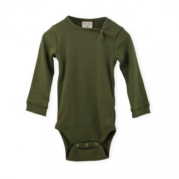 Grøn basis body l/æ- Petit Piao