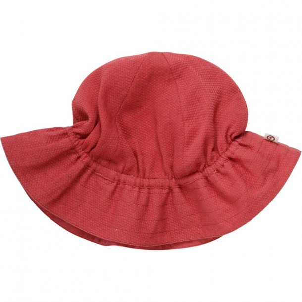 Sommerhat - woven beach hat dream rose - Müsli