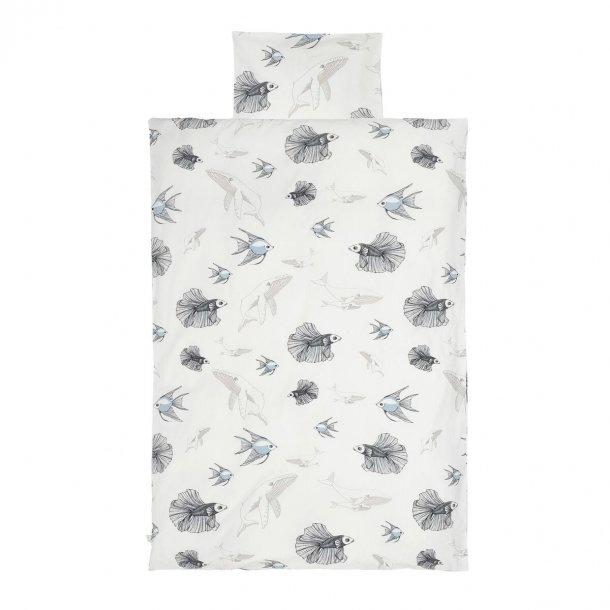 Økologisk sengetøj (junior) - Under havet Royabel