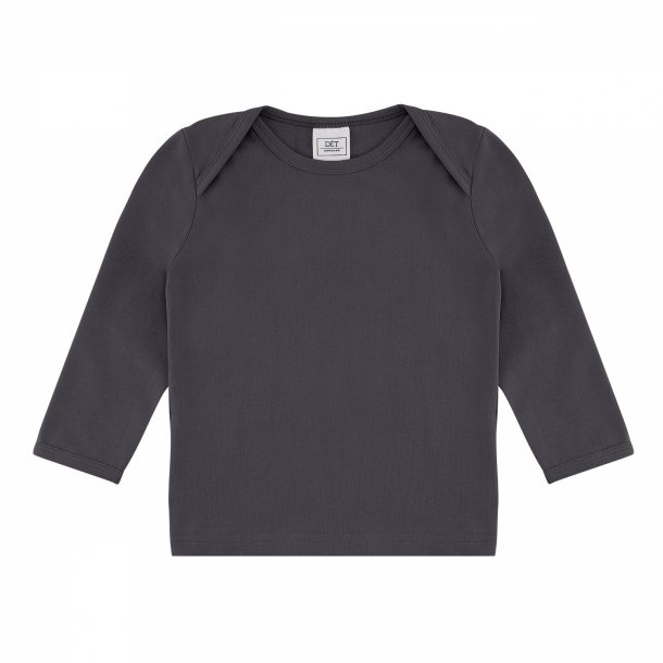 DÈT DANMARK Holiday top - cosy grey