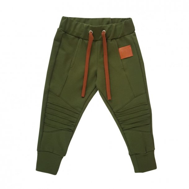 Grønne jogging bukser - Strojmisie