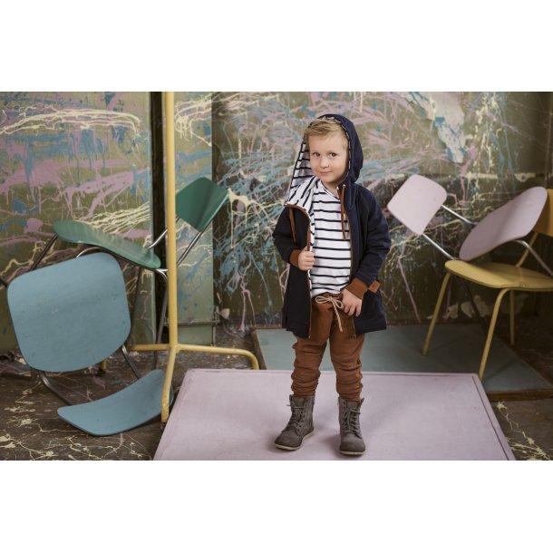 Karamel farvet baggy bukser - Strojmisie